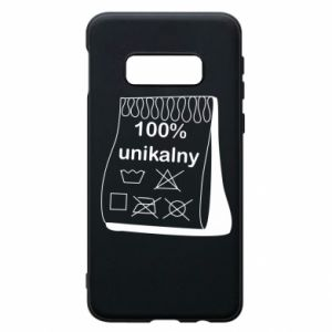 Phone case for Samsung S10e 100% unique - PrintSalon
