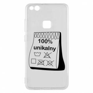 Phone case for Huawei P10 Lite 100% unique - PrintSalon