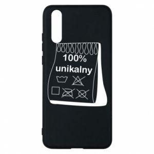 Phone case for Huawei P20 100% unique - PrintSalon