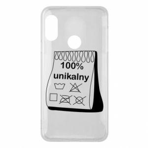 Phone case for Mi A2 Lite 100% unique - PrintSalon