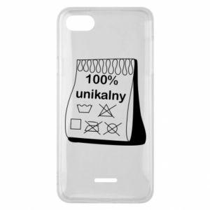Phone case for Xiaomi Redmi 6A 100% unique - PrintSalon