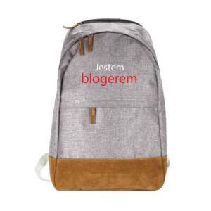 Urban backpack I'm bloger