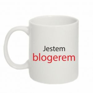 Mug 330ml I'm bloger - PrintSalon