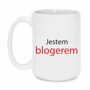 Mug 450ml I'm bloger - PrintSalon