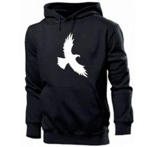 Bluza z kapturem męska Big flying eagle