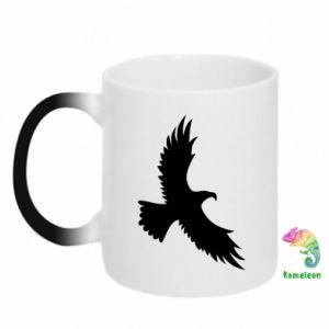 Kubek-kameleon Big flying eagle
