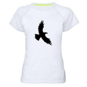 Damska koszulka sportowa Big flying eagle