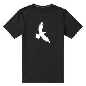 Męska premium koszulka Big flying eagle