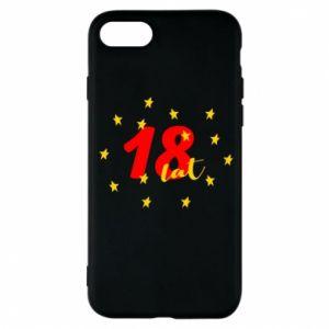 Etui na iPhone 8 18 lat, z gwiazdami