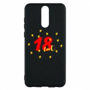 Etui na Huawei Mate 10 Lite 18 lat, z gwiazdami