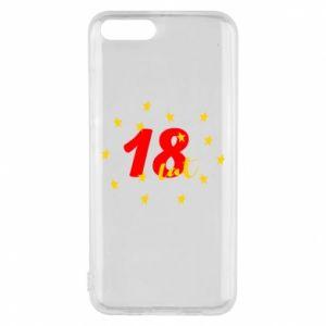 Etui na Xiaomi Mi6 18 lat, z gwiazdami