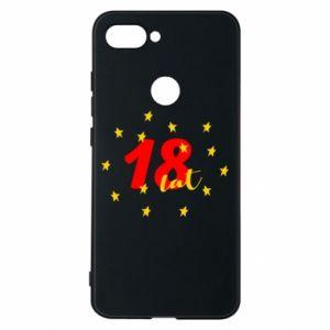Etui na Xiaomi Mi8 Lite 18 lat, z gwiazdami