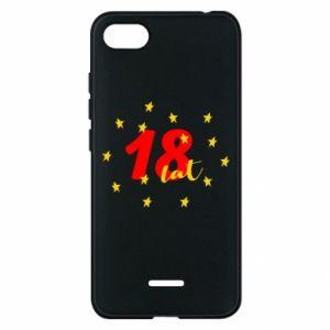 Etui na Xiaomi Redmi 6A 18 lat, z gwiazdami