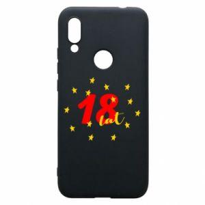 Etui na Xiaomi Redmi 7 18 lat, z gwiazdami