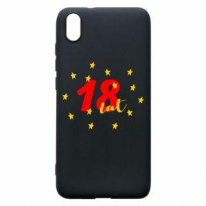 Etui na Xiaomi Redmi 7A 18 lat, z gwiazdami