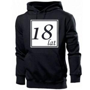 Men's hoodie 18 years