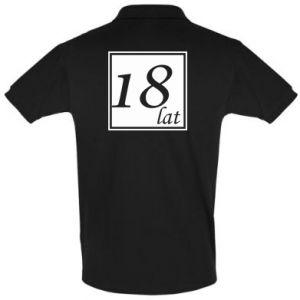 Koszulka Polo 18 lat
