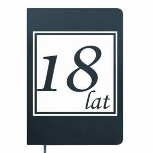Notes 18 lat