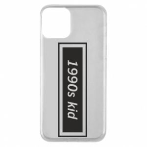 Phone case for iPhone 11 1990s kid