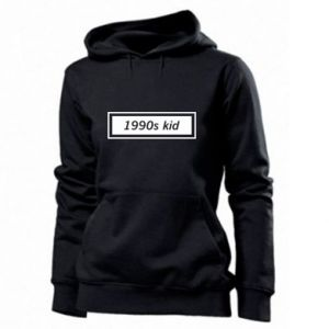 Women's hoodies 1990s kid