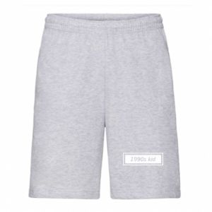 Men's shorts 1990s kid
