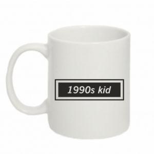 Kubek 330ml 1990s kid