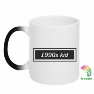 Kubek-kameleon 1990s kid