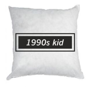 Pillow 1990s kid