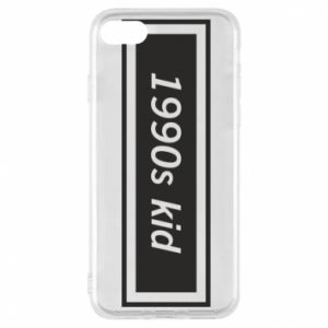 Phone case for iPhone 7 1990s kid