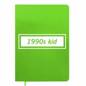Notepad 1990s kid