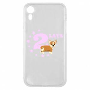 iPhone XR Case 2 yars