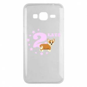 Samsung J3 2016 Case 2 yars