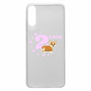 Samsung A70 Case 2 yars