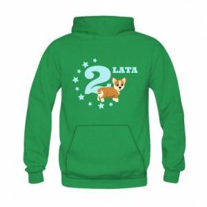 Kid's hoodie 2 yars
