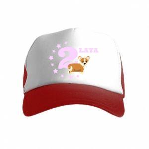 Kid's Trucker Hat 2 yars