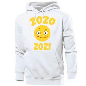 Bluza z kapturem męska 2020-2021