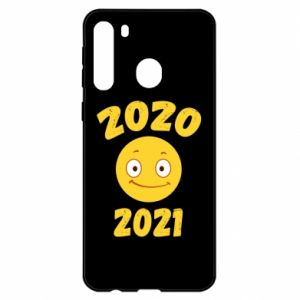 Etui na Samsung A21 2020-2021