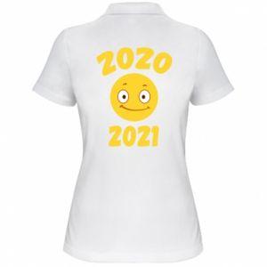 Koszulka polo damska 2020-2021