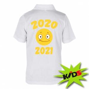 Koszulka polo dziecięca 2020-2021