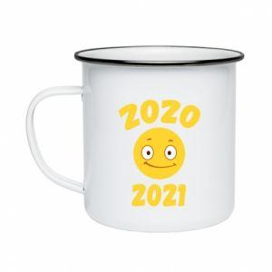 Kubek emaliowany 2020-2021