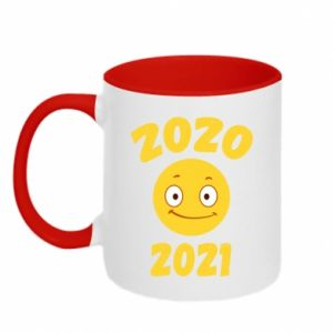 Two-toned mug 2020-2021