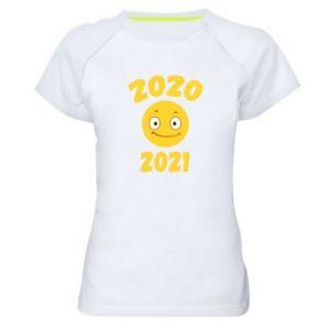 Koszulka sportowa damska 2020-2021