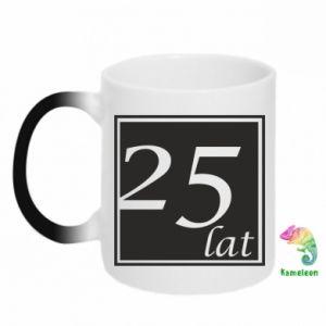 Chameleon mugs 25 years