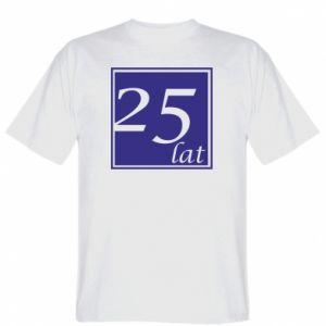 Koszulka 25 lat