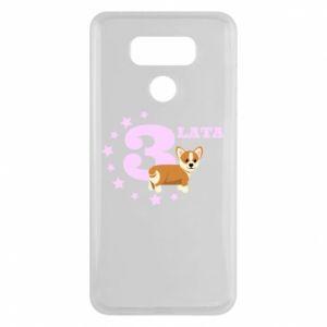 LG G6 Case 3 yars