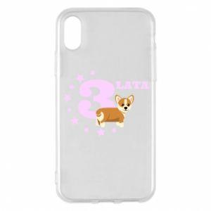 iPhone X/Xs Case 3 yars