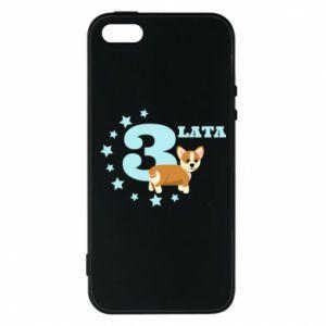 iPhone 5/5S/SE Case 3 yars