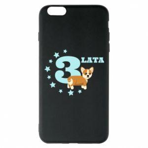 iPhone 6 Plus/6S Plus Case 3 yars