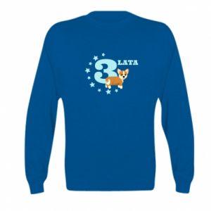 Kid's sweatshirt 3 yars