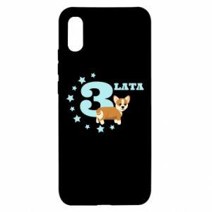 Xiaomi Redmi 9a Case 3 yars